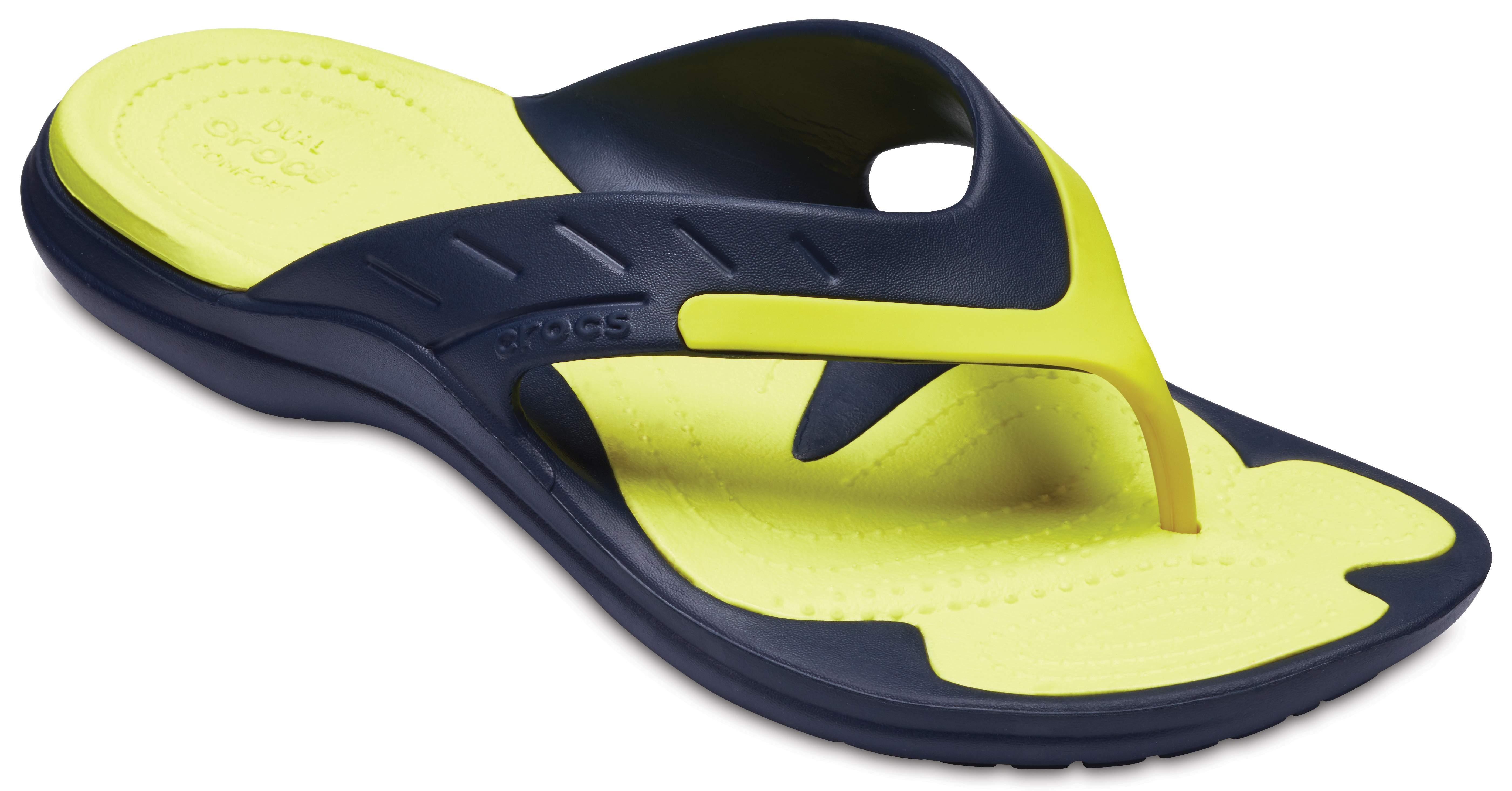 Crocs MODI Sport Navy Thong Flip Flop