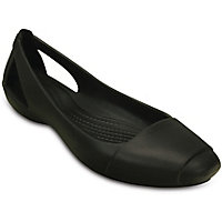 Deals on Crocs Women's Sienna Flat