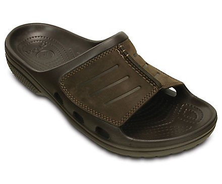 5878f20e08fd Yukon Mesa Slide - Crocs