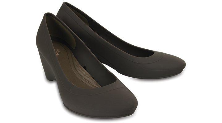 3b2e3287b86de3 Crocs Women s Crocs Lina Wedge Ladies-Choose size color