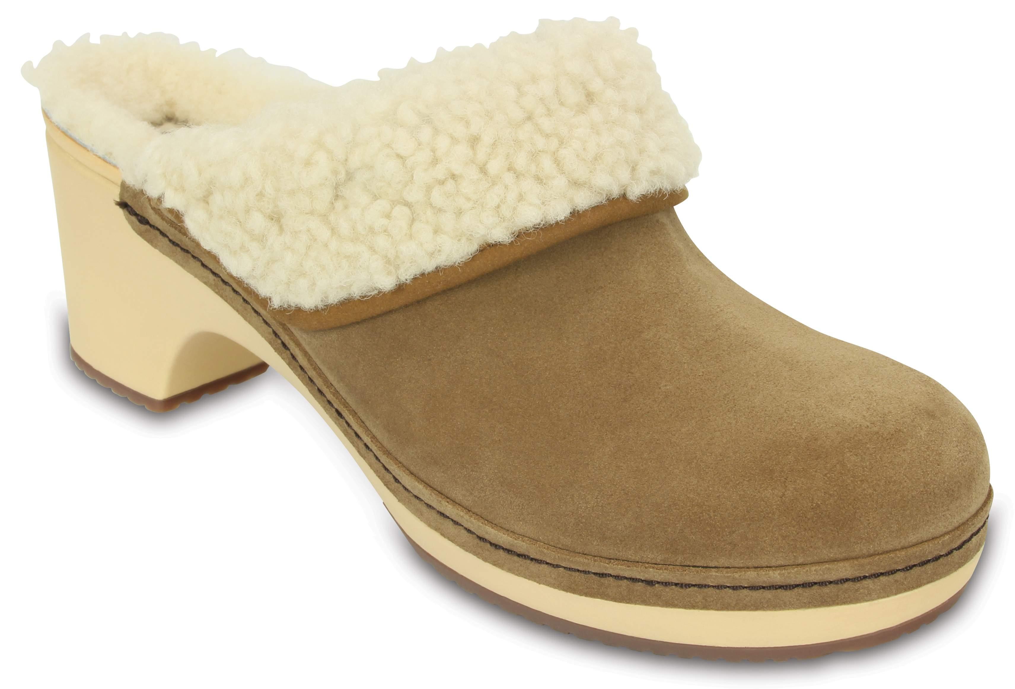 Crocs Sarah Luxe Lined Clog