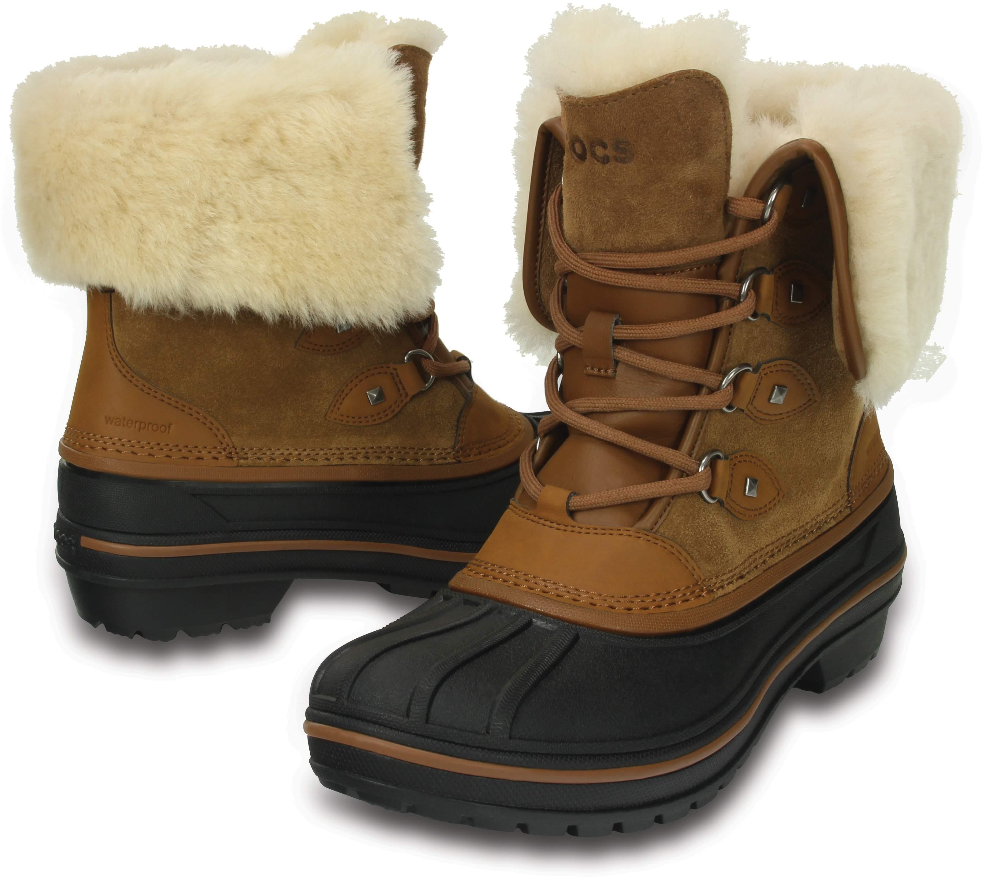 Crocs AllCast II Women's ... Waterproof Winter Boots