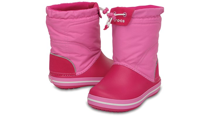 Crocs-Kids-Crocband-Lodgepoint-Boot-Children-Girls-Boys-Choose-size-color