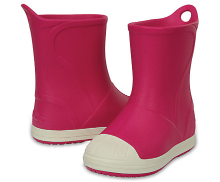 9fbe6effdc445c Kids  Crocs Bump It Rain Boot - Crocs
