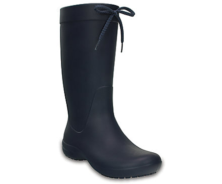 Women s Crocs Freesail Rain Boot - Crocs 87a5207c23