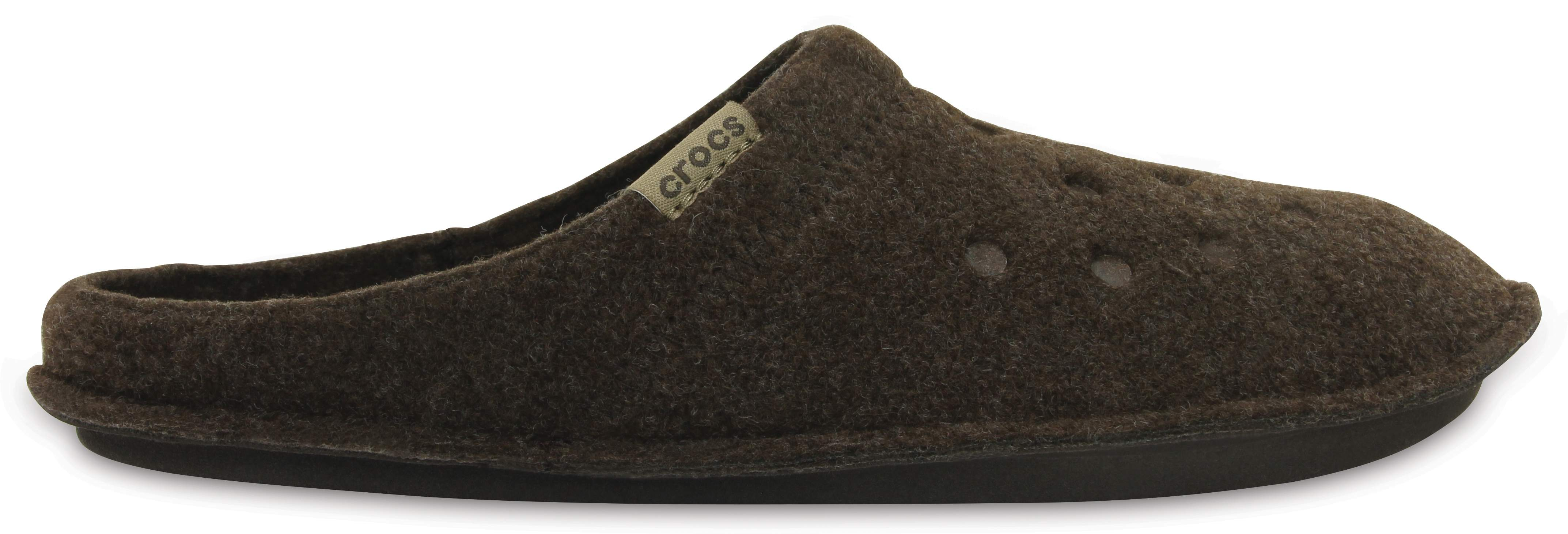 Hausschuhe CROCS - Classic Slipper 203600 Black/Black
