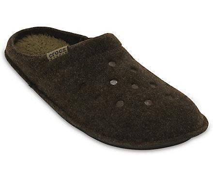 Crocs CLASSIC - Slippers - nautical navy/oatmeal 1OSXhuJiE