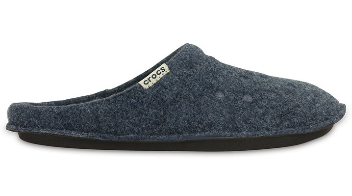 7500116a0ff2 Crocs Classic SLIPPER 203600 - 49u Navy oatmeal Unisex Slippers 11 UK  21260971. About this product. 65 sold. Picture 1 of 8  Picture 2 of 8   Picture 3 of 8 ...