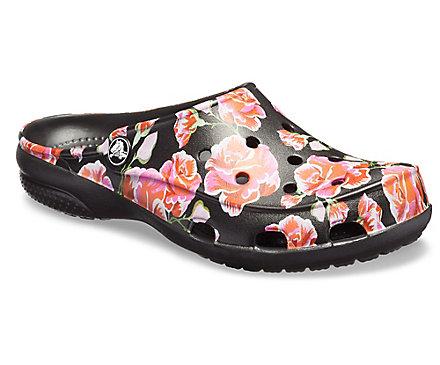 2a68096a1 Women s Crocs Freesail Graphic Clog - Crocs