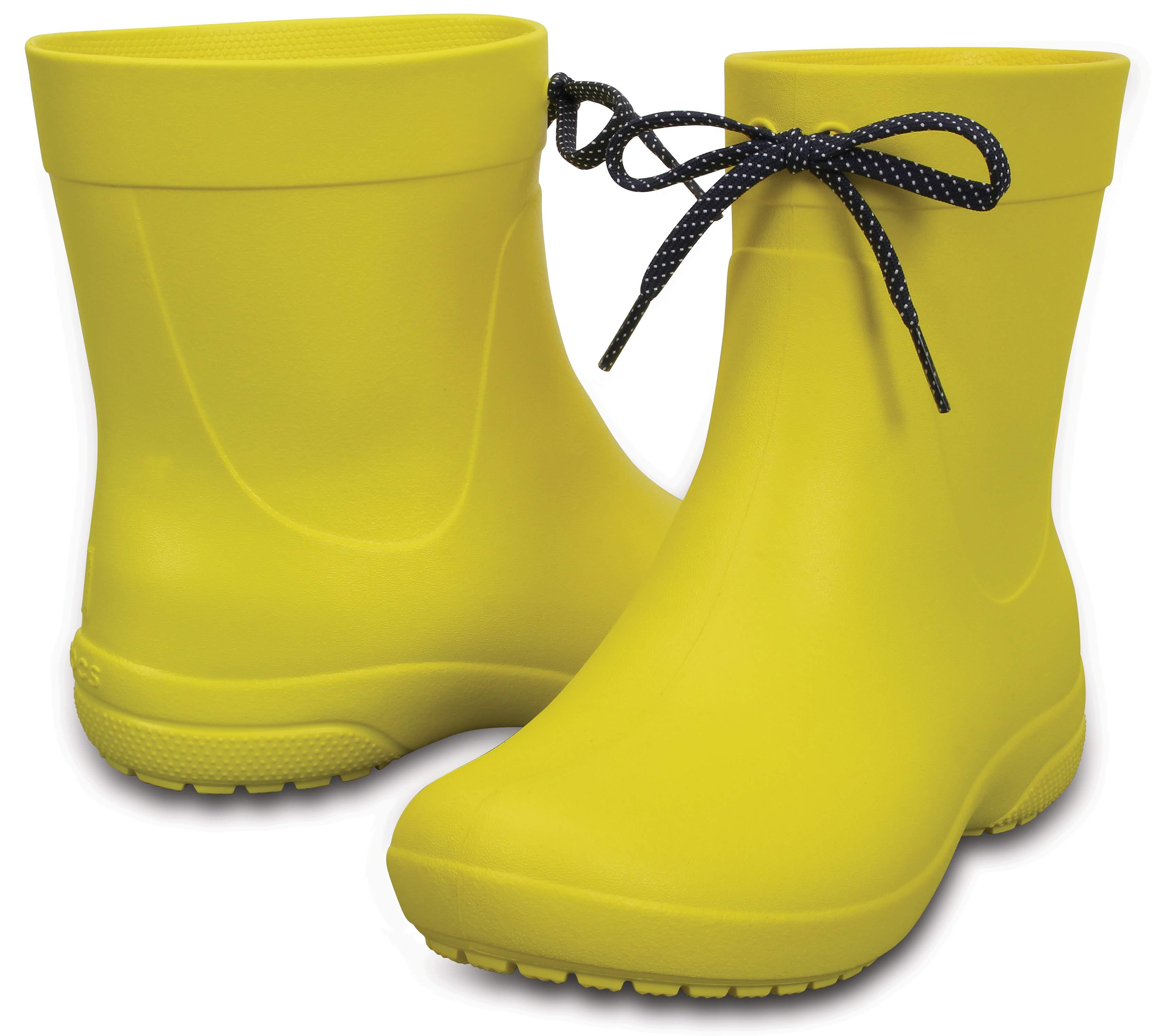 Freesail Shorty Rain Boot Crocs