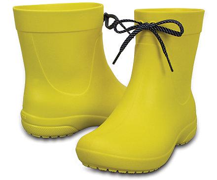 Freesail Shorty Rain Boot Crocs B6Ekykrb