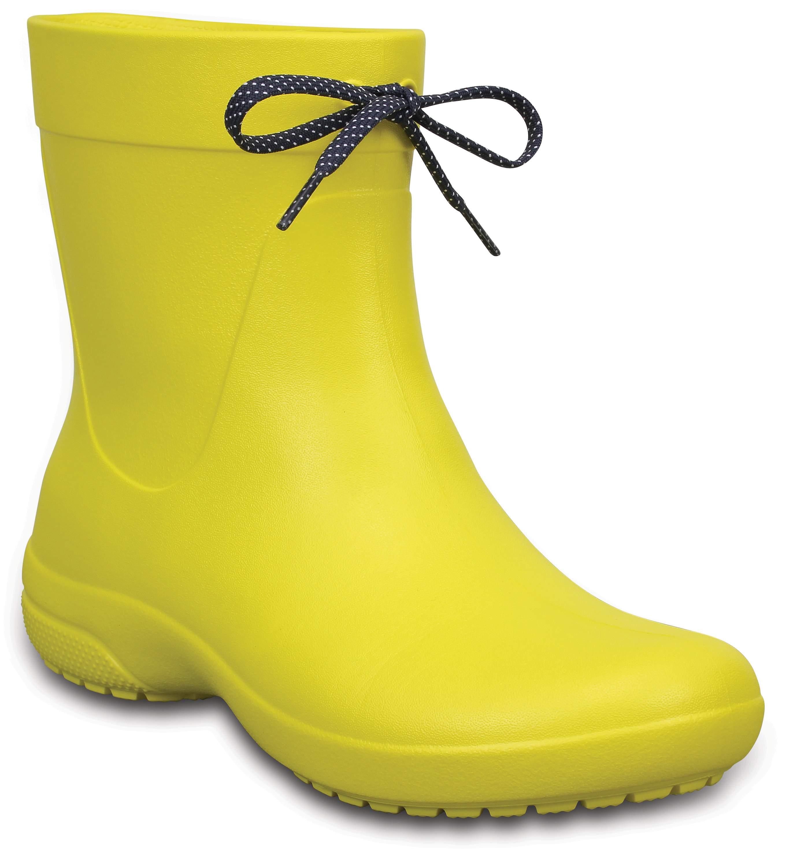 Freesail Shorty Waterproof Comfortable Rain Boots Crocs