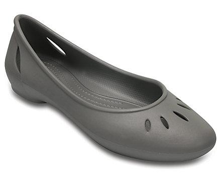 Women's Crocs Kelli Flats