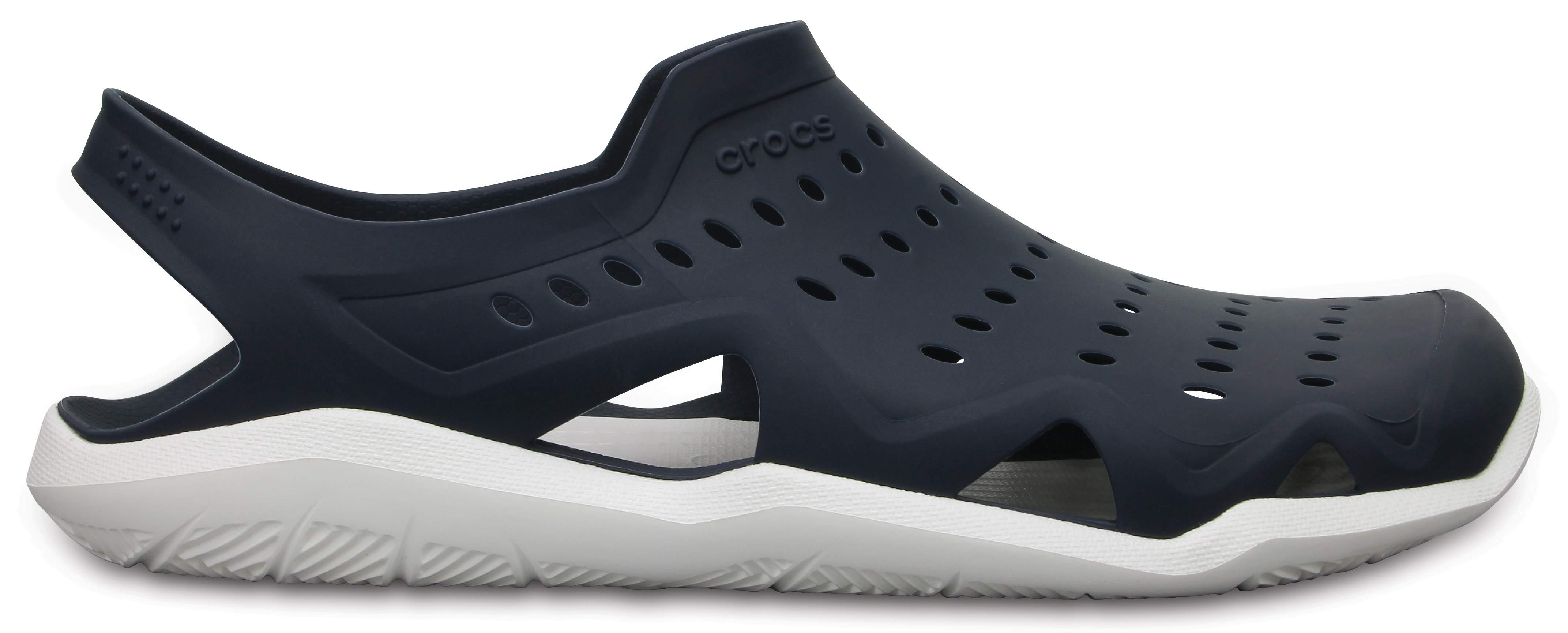 Crocs Mens Swiftwater Wave M Flat
