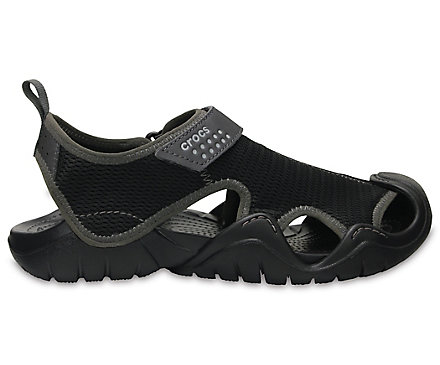 517bff7b869d02 Men s Swiftwater Outlet Sandals  Water Sandals for Men - Crocs