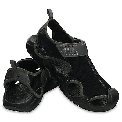 Crocs Men's Swiftwater OL Sandals Black