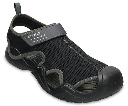 5428c5b22b0afc Men s Swiftwater Outlet Sandals  Water Sandals for Men - Crocs