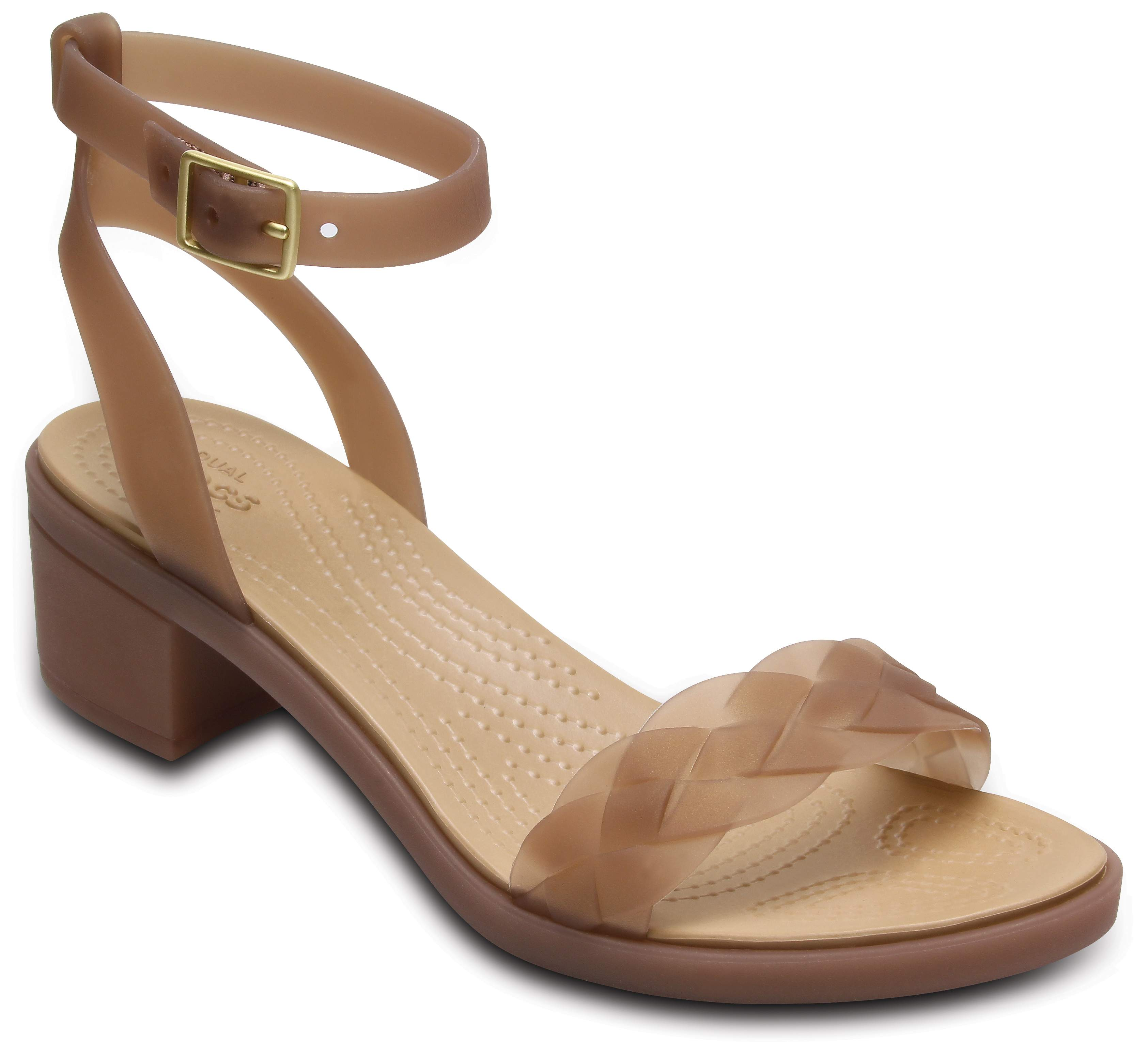 Isabella Block Heel Crocs