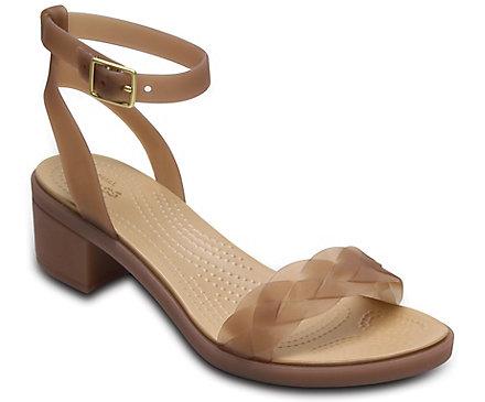 6fed2cc0d Women s Crocs Isabella Block Heel - Crocs