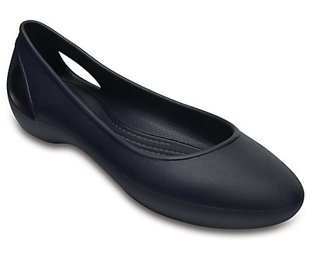 Women's Crocs Laura Flats