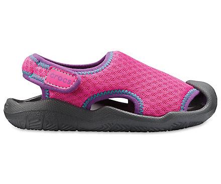 5016319c5f22d6 Kids  Swiftwater™ Sandal - Crocs