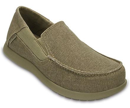 2ce4060a0f83b Kids  Santa Cruz II Loafer - Shoe - Crocs