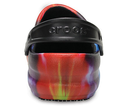d306ef69116c Bistro Graphic Clog - Crocs