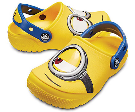 6f9dc71d2 Kids  Crocs Fun Lab Minions™ Clog - Crocs