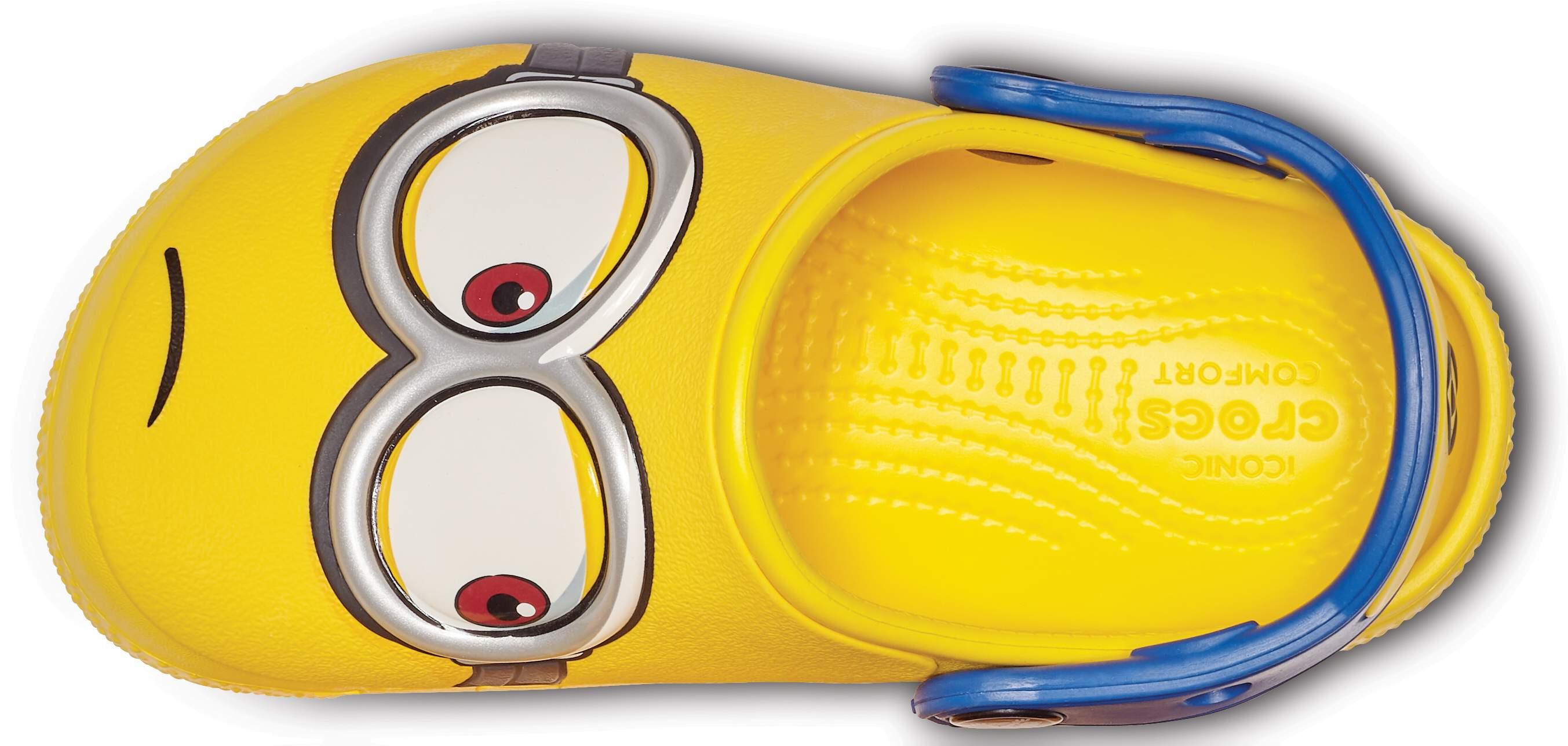 Crocs Kids Fun Lab Minion Clog