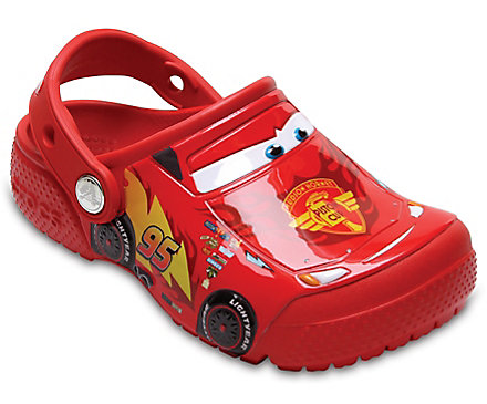 Kids' Crocs Fun Lab Cars Clog
