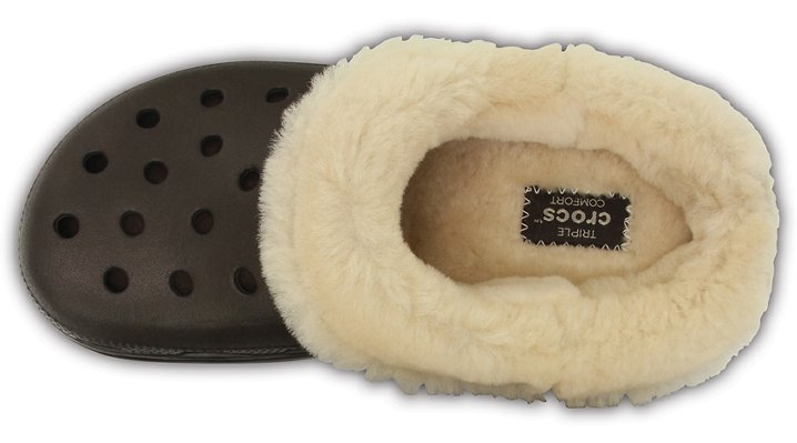 c2fd09b5a Crocs-Unisex-Classic-Mammoth-Luxe-Shearling-Lined-Clog thumbnail