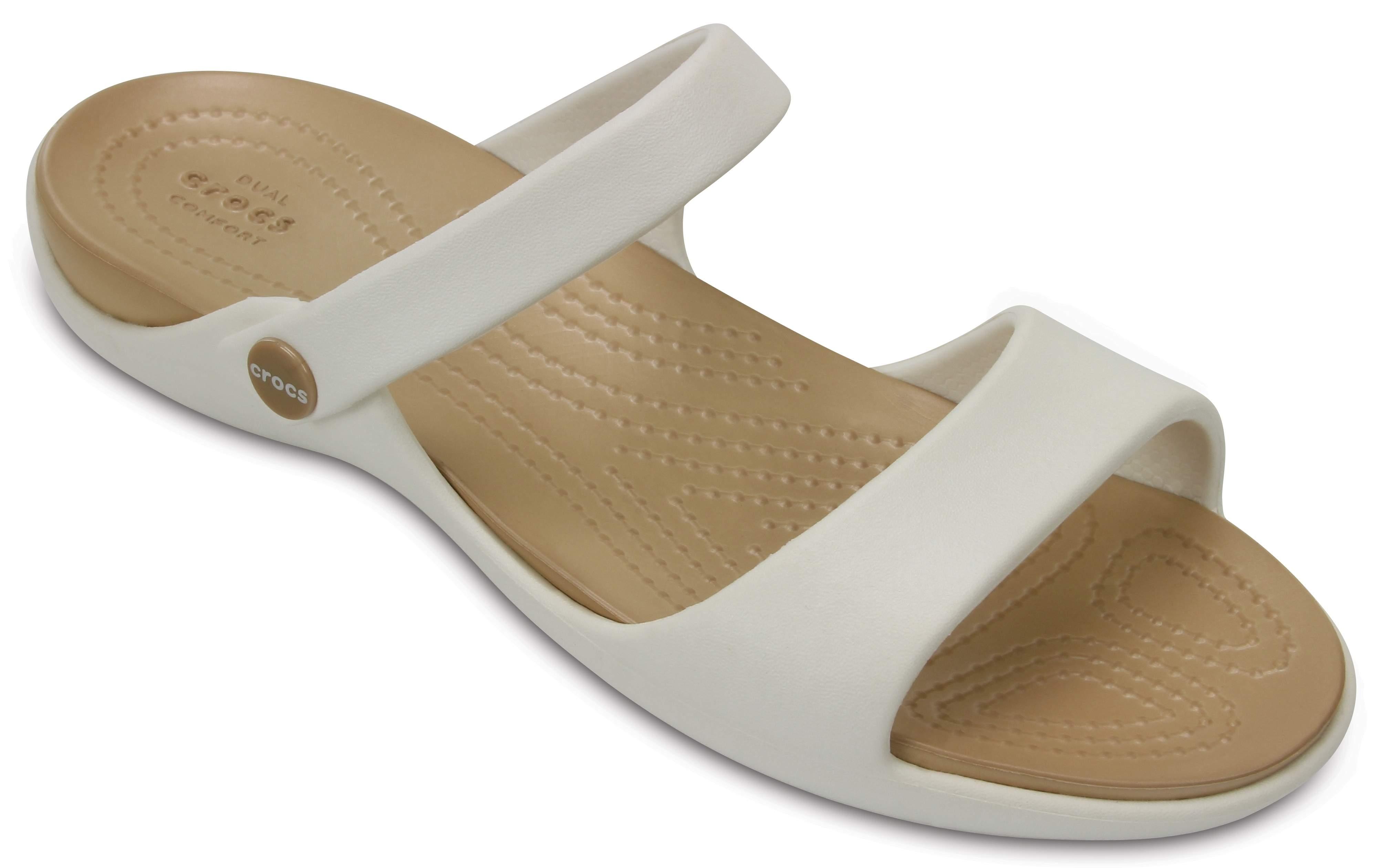 Crocs Damen Sandale Cleo V 204268-23D 34-35 GPDc9dEexH