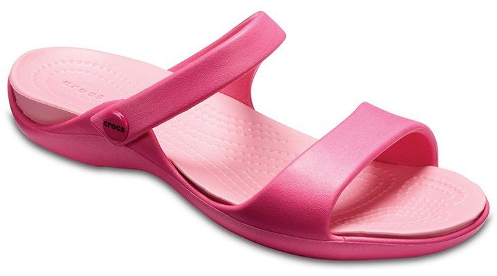 Crocs Womens Cleo V Sandals