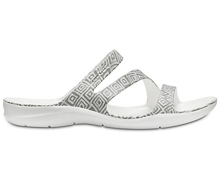 c7a274efcfa7 Women s Swiftwater™ Graphic Sandal - Crocs