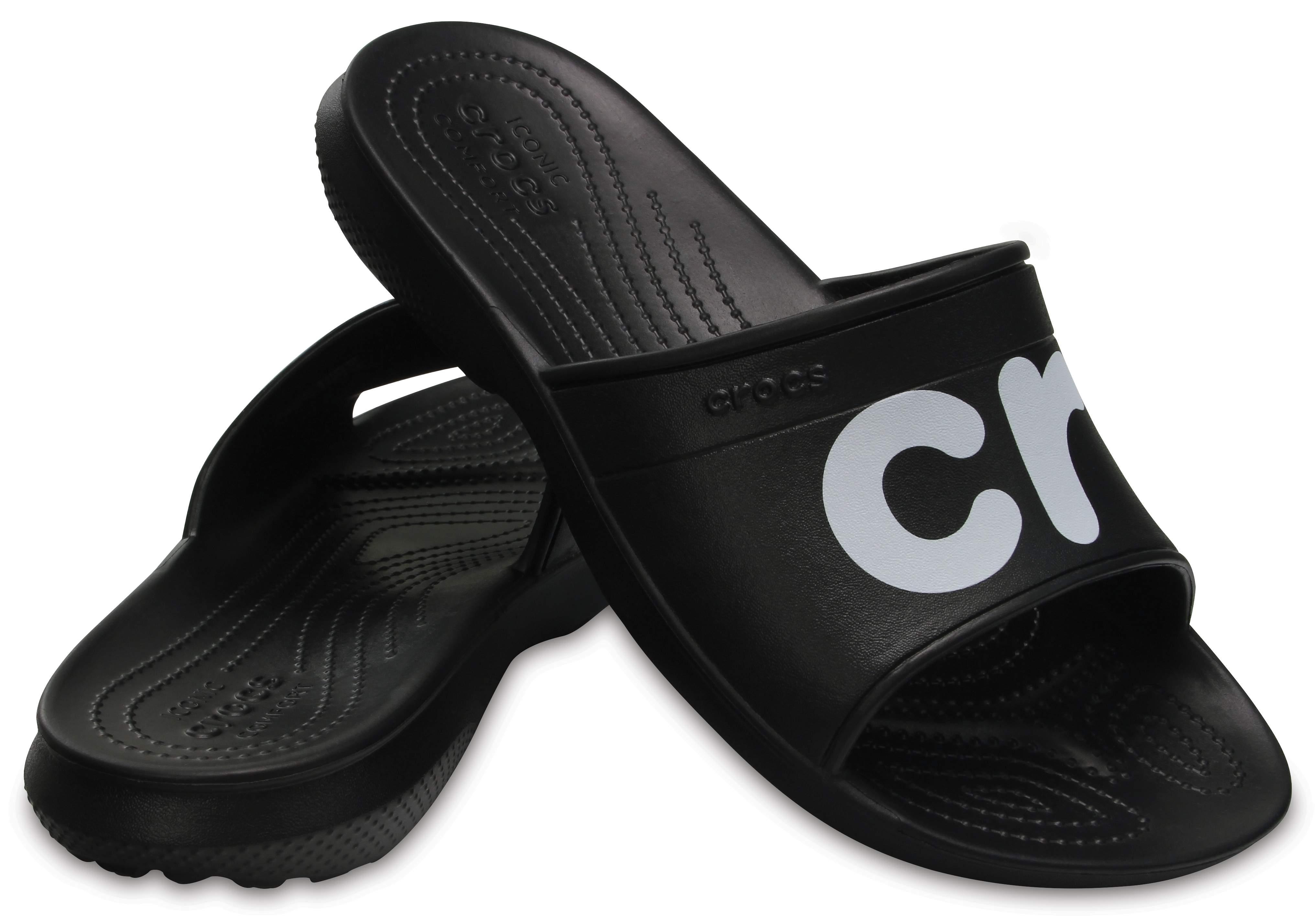 Crocs Classic Graphic Slide