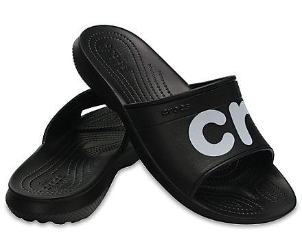 Crocs Classic Graphic Slide bFxMYkj6