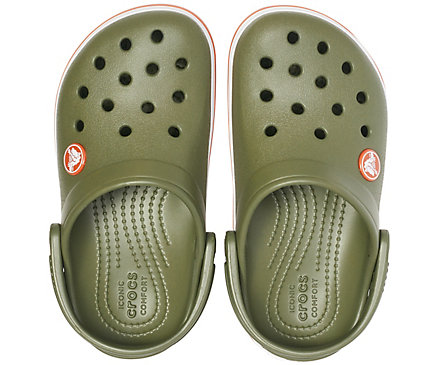 476c4bd0f16 Kids' Crocband™ Clog - Crocs