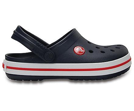Kids Crocs Crocband Clog K Paradise PInk Purple Clogs Sandals Size