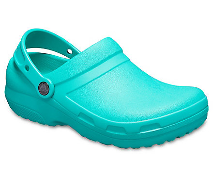 Crocs Unisex Specialist II Clogs (Tropical Teal)