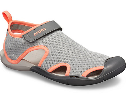 24cdaabee4f325 Women s Swiftwater™ Mesh Sandal - Crocs