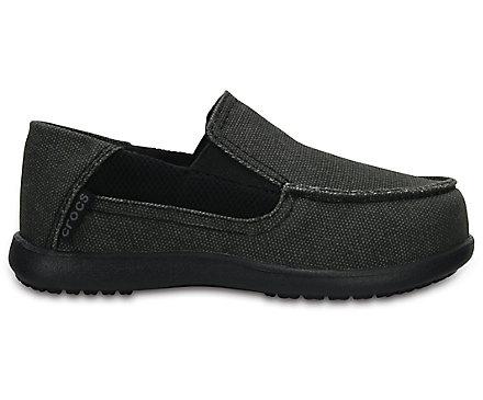 eb8eb1316b3f Kids  Santa Cruz II Loafer - Shoe - Crocs