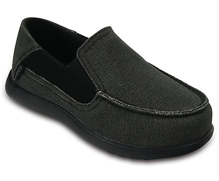 Kids Santa Cruz Ii Loafer Shoe Crocs