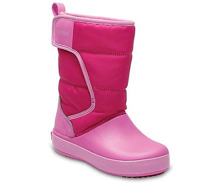 Kids' Lodgepoint Snow Lodgepoint Kids' Boot Crocs 8nyvNOm0w