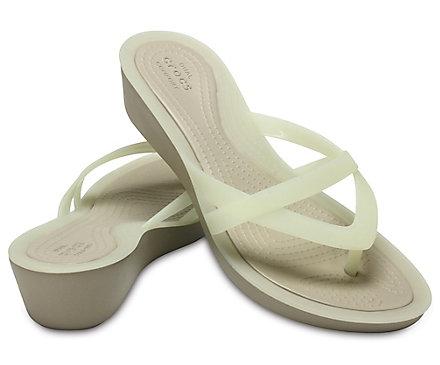 Crocs Isabella Wedge Flip 5MN6QrsW1