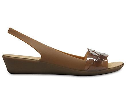 522937a482cff Women s Crocs Isabella Slingback - Flat - Crocs