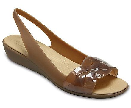 617950387e61 Women s Crocs Isabella Slingback - Flat - Crocs