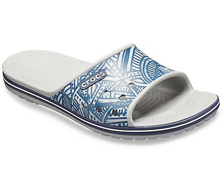 Crocs Unisex Crocband II Graphic Slide