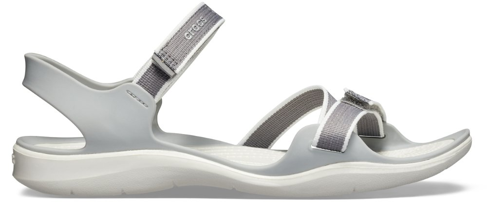 8fb7483771167 Details about Crocs Women'S Swiftwater™ Webbing Sandal-Choose size/color