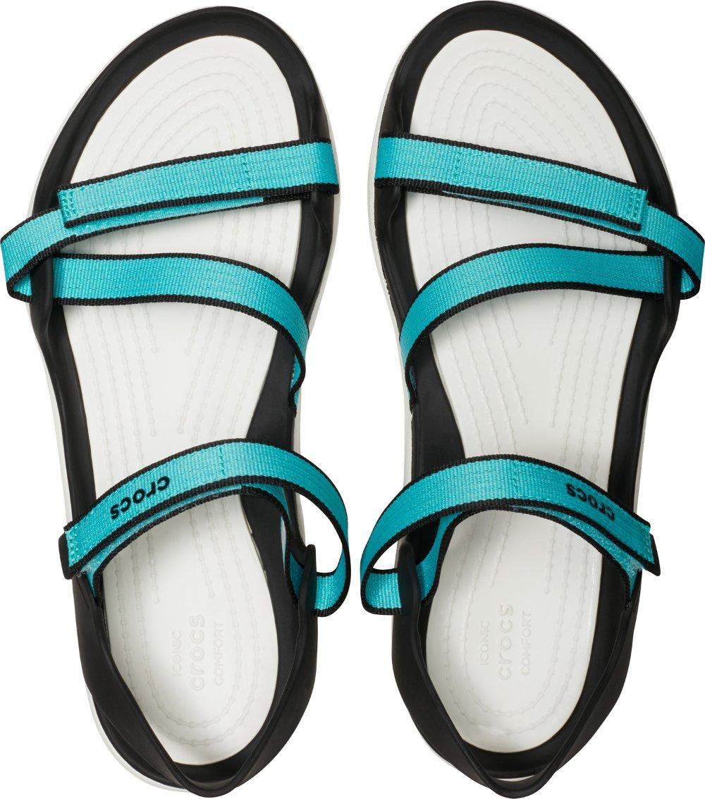 21fccc5c02ea Crocs Women s Swiftwater™ Webbing Sandal Ladies-Choose size color