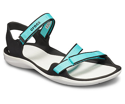 5253881fc0fa Women s Swiftwater™ Webbing Sandal - Crocs
